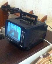 Телевизор переносной Электроника.