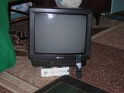 Продам кинескопный телевизор Sony KV M190-